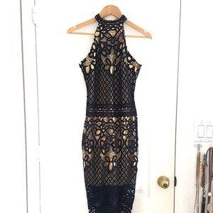 Dresses & Skirts - FINAL SALE - Crochet Lace Cocktail Dress